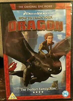 How To Train Your Dragon ( Dvd ) Dreamworks. .