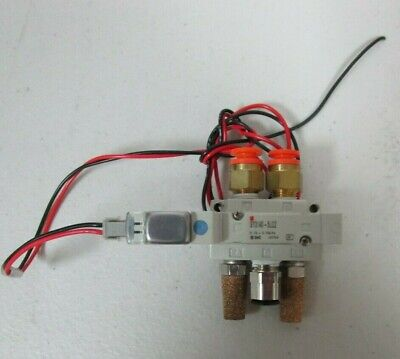 SMC  SY3140-5LOZ Pneumatic Solenoid Valve and Manifold