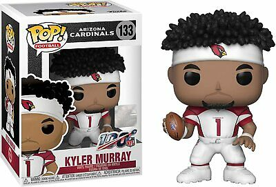 Funko POP! Football: NFL - Kyler Murray Arizona Cardinals Quarterback #133 NIB