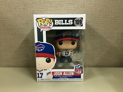 Funko POP! Football: NFL - Josh Allen Buffalo Bills Quarterback #109 New In Box