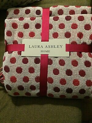 Laura Ashley Throw 150cm X 200cm BN