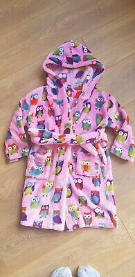 Hatley Dressing Gown Girls Age 2-3