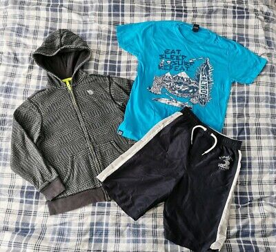 Boys Clothing Bundle Age 11-12 Years. Oshkosh, Saltrock, M&S.