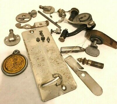 "VINTAGE  ""Monarch C"" Sewing Machine Parts."