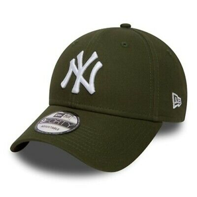 New York NY Yankees Essential Green 9FORTY New Era Cap | New w/Tags