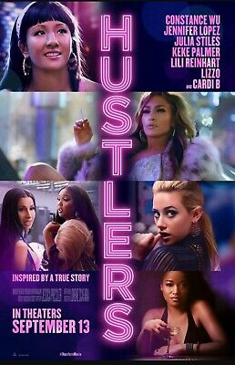 Hustlers Bluray Disc Only (Pre Order) Ships 12/10