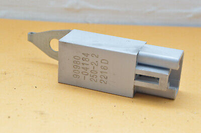 Lexus Is250/350 Interference Filter Noise Filter Capacitor Radio 90980-04184