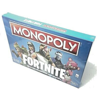 Monopoly fortnite edition board game brand new in sealed box