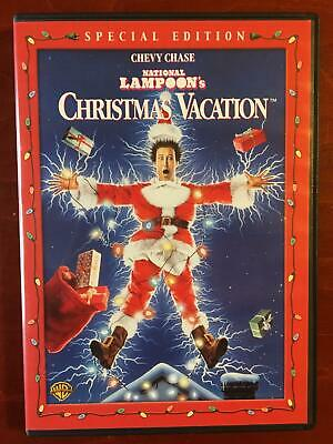 National Lampoons Christmas Vacation (DVD, Special Edition, 1989) - XMAS19