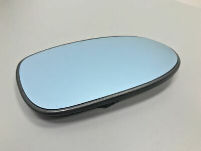 Droit Côté Conducteur Flat Wing Door Mirror Glass for BMW 6 Series e24 1976-1989