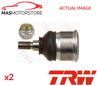 2x JBJ153 TRW FRONT SUSPENSION BALL JOINT PAIR P NEW OE REPLACEMENT