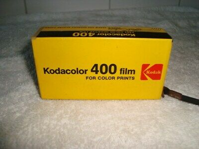 Vintage Kodacolor 400 Film Novelty Transistor Radio