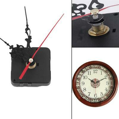 1-5PCS Wall Quartz Clock Movement Mechanism DIY Repair Tools Replace Parts Set