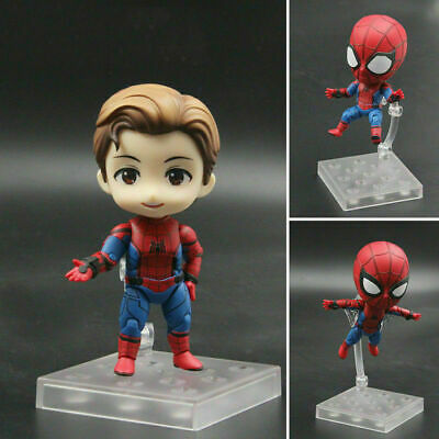 Nendoroid 781 Spider-Man Homecoming Authentique Figure Jouet Cadeau De Noël