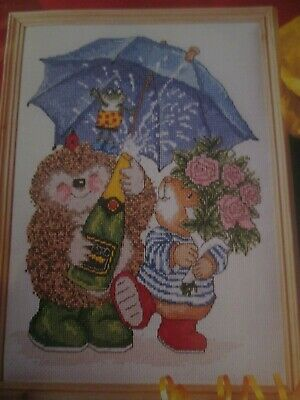 'Country Companions Special Occasion' Country Companions Cross Stitch Chart Only