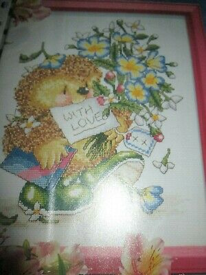 'From The Heart' Country Companions Cross Stitch Chart Only