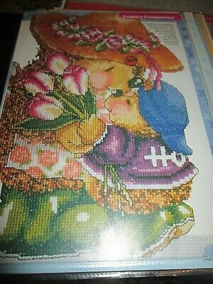 'For Someone Special' Country Companions Cross Stitch Chart Only