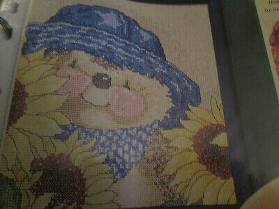 'Country Companion' Country Companions Cross Stitch Chart Only