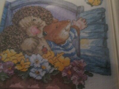 'Best Friends' Country Companions Cross Stitch Chart Only