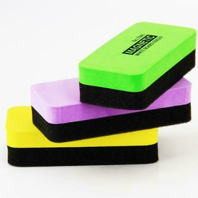 Board Erasers Drawing Draft Eraser Dry-Wipe Marker Cleaners Whiteboard Clea L1W6