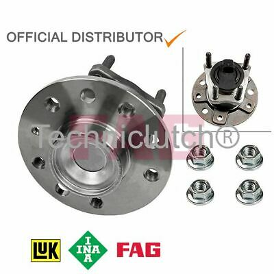 Ina Luk Kit Roulement Roue pour Opel Astra H Box