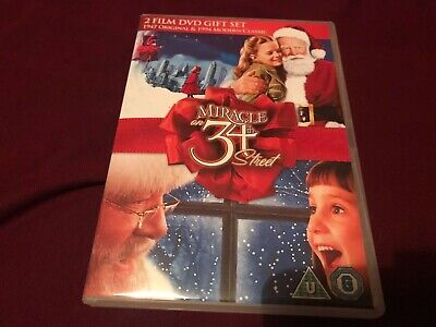 Miracle On 34th Street 1947/ 1994 Double Pack [DVD] - DVD  OIVG The Cheap Fast