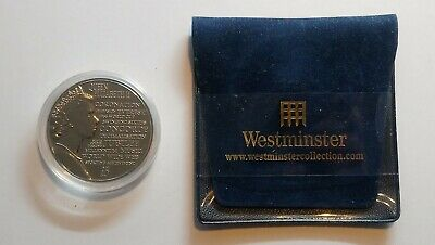 2015 Queen Elizabeth Guernsey £5 Westminster Commerative