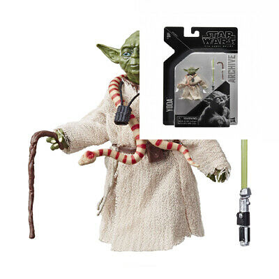 """Star Wars The Black Series Archive Yoda 6"""" Scale Figure"""