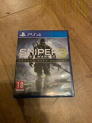 Ps4Sniper: Ghost Warrior 3 Season Pass Edition (PS4) - Game  ESVG The Cheap Fast