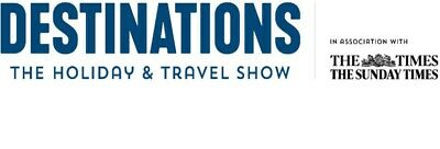 2 Tickets Destinations The Holiday & Travel Show Olympia February 2020