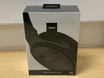 Bose QC35 II QuietComfort 2 Noise Cancel Bluetooth Wireless Headphones-Black-NEW