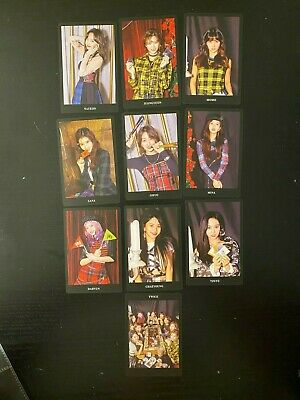 Twice Yes Or Yes Preorder Photocards (Ver A) Read Description