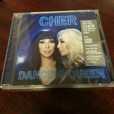 CHER Dancing Queen CD NEW! Sealed Package