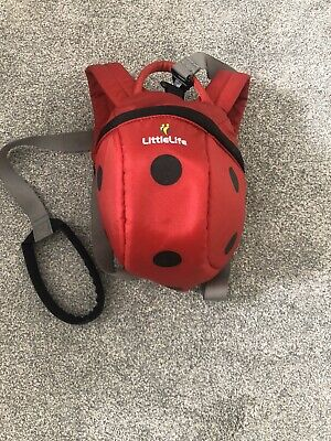 Little Life Ladybird Backpack Harness. Excellent Condition.