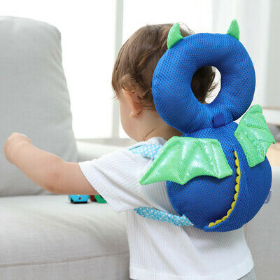 Toddler Head Protection Pad Drop Resistance Headrest Pillow Baby Neck Nursing ON