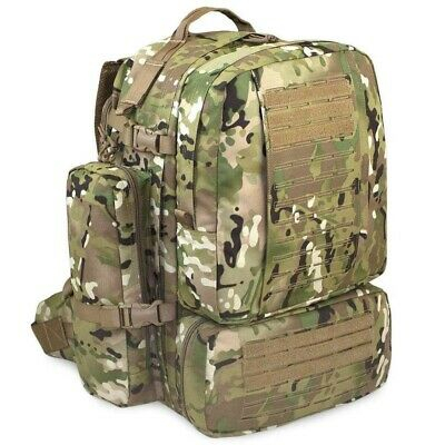 Bulldog Lone Wanderer Military Army MOLLE Backpack Rucksack Daysack MTP Multicam