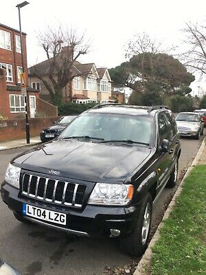 Jeep Grand Cherokee 2.7CRD overland