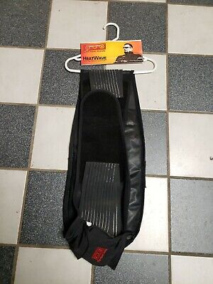 Heated Motorcycle Kidney Belt Back Support 2Xl