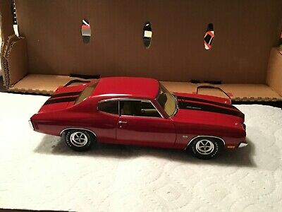 Lane Exact Detail 1970 Chevrolet Chevelle Ss 454Ls6 Car 1:18Th Die Cast