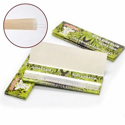 5 X HORNET Available Leaves Thin Cigarette Rolling Papers Leaves Plsei S5F6
