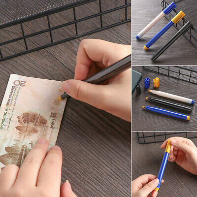 Bank Note Checker Forged Fake Money Tester Pen Currency Detector Counterfeit