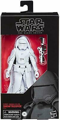 "Star Wars Black Series 6"" First Order Elite Snowtrooper Rise of Skywalker Target"