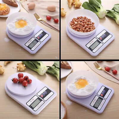 10kg Digital Electronic Kitchen Postal Scales Postage Parcel Weighing Weight UK