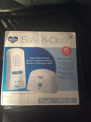 Safe-n-clear Baby Monitor 28000