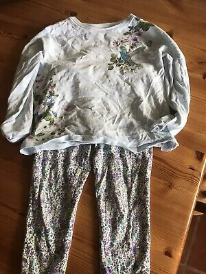 Next Girls Pyjamas Age 7
