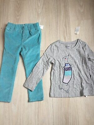 Gap Girls Outfit NWT Age 3
