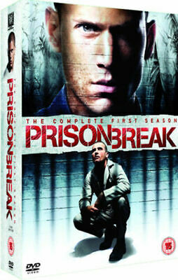 Prison Break - Season 1 (DVD) (2006) Wentworth Miller