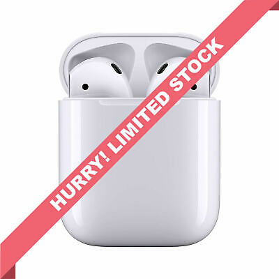 Apple Airpods with Wireless Charging Case (latest Model) 2019