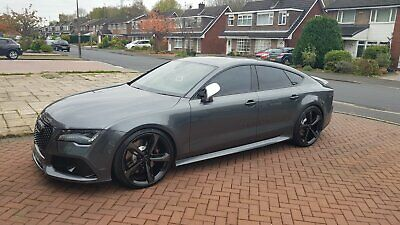 Audi RS7 4.0 TFSI V8 Sportback Tiptronic quattro. Very High Spec 5k Extras
