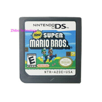 New Super Mario Bros Game Only For Nintendo DS 2DS DSI 3DS XL Christmas Gift